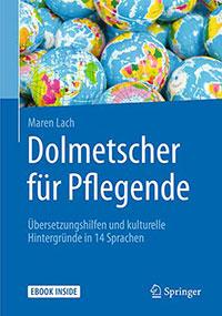 Buchcover: Dolmetscher für Pflegende