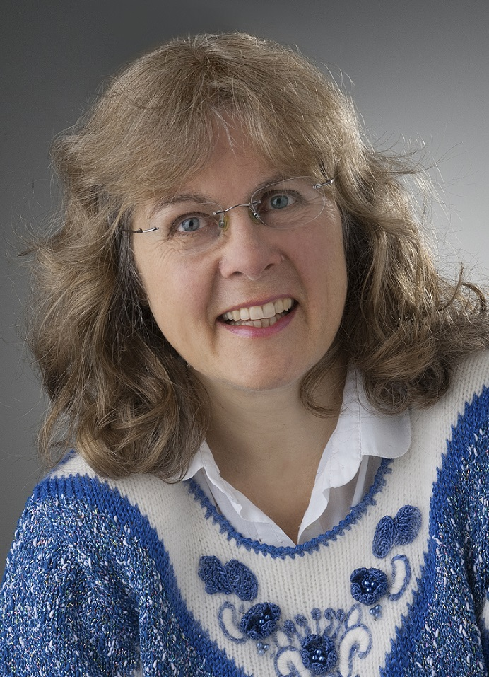 Porträtfoto Dr. Andrea Flemmer.