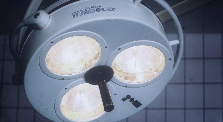 Symbolbild: Operationslampe