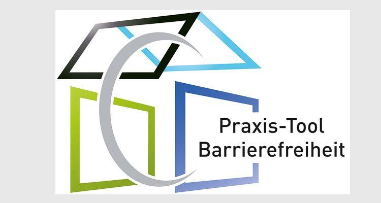 Logo Praxis-Tool Barrierefreiheit