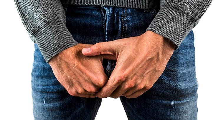 Schritt, Genitalien, Genitaler Herpes