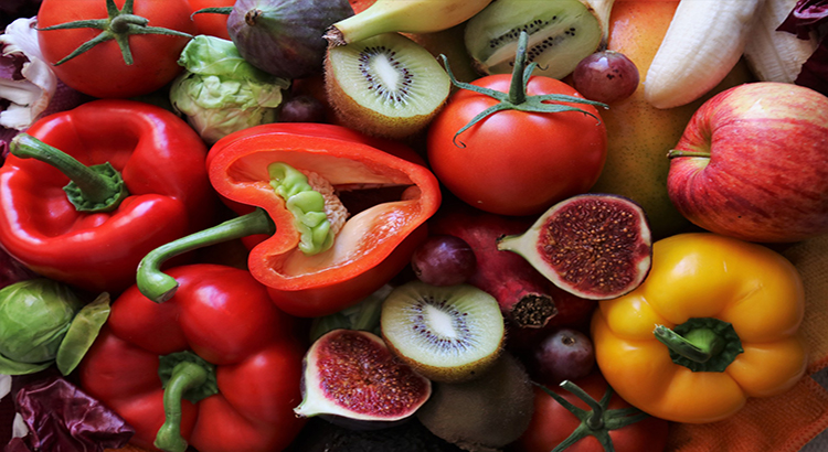 Gemüse, Obst