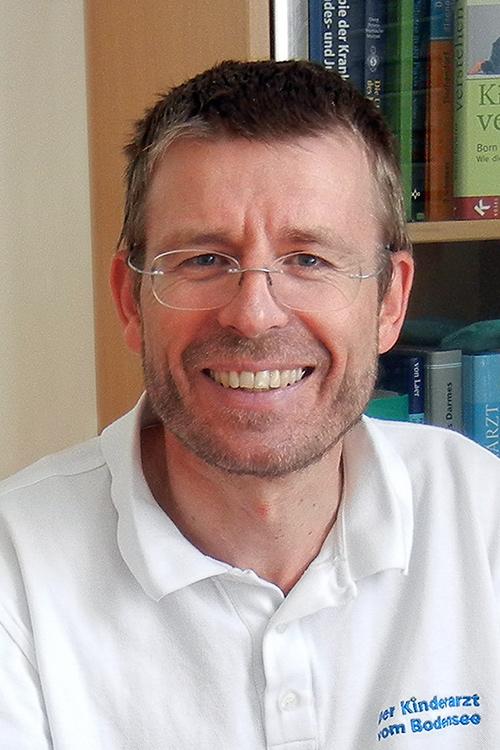 Dr. med. Christof Metzler, Kinder- und Jugendarzt