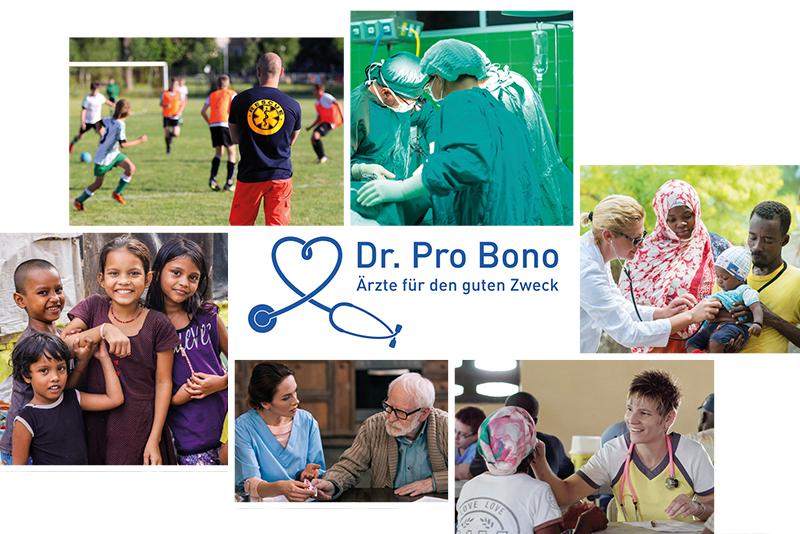 Dr. Pro Bono: Der Einsatz in Entwicklungsländern ist eine der ehrenamtlichen Tätigkeiten