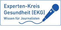 EKG - Experten-Kreis Gesundheit, Wissen für Journalisten