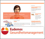 Eudemos Gesundheitsmanagement - Intranet
