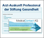 MedicalContact AG - Intranet