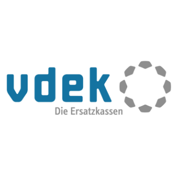 Logo vdek.