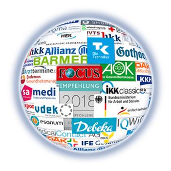 Collage der Logos aller Kooperationspartner