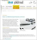 Der Artikel von der-niedergelassene-arzt.de